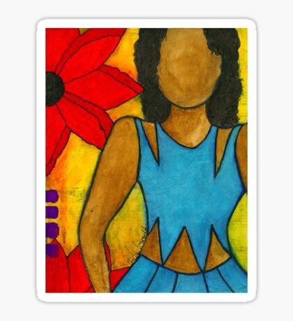 A Summer Love Jones Sticker