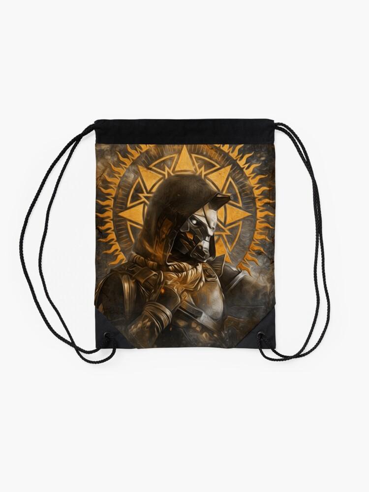 Alternate view of Hunter Legend Drawstring Bag