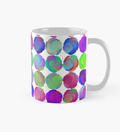 Space snowballs #fractal art Mug