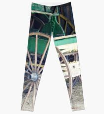 GREEN CARRIAGE Leggings