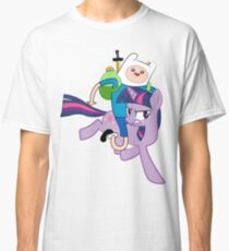 Twilight and Finn Classic T-Shirt