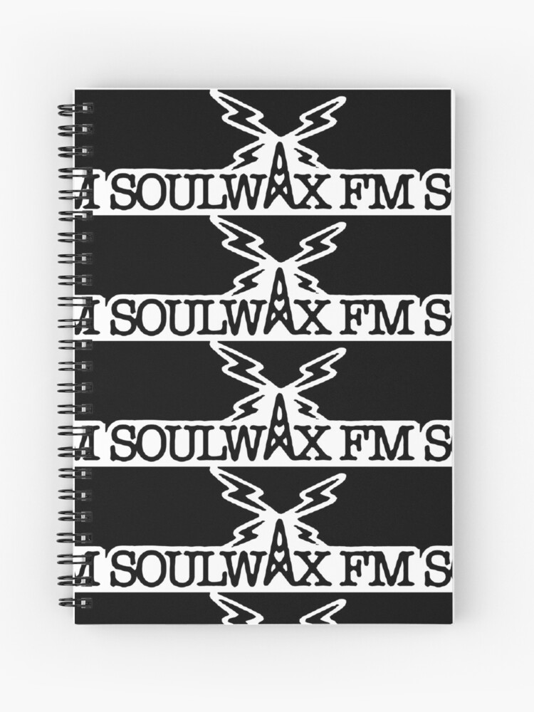 Soulwax FM GTA V Grand Theft Auto radio online | Spiral Notebook
