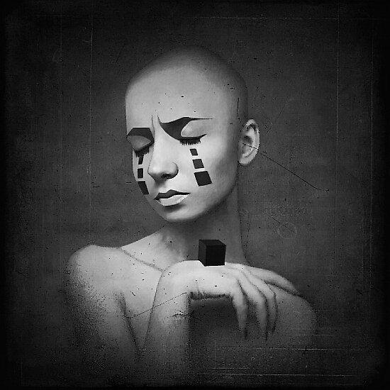 Leukemia by Irina Bojariu