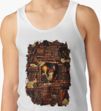 Media Overkill Men's Tank Top