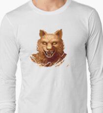 Altered Beast Face Long Sleeve T-Shirt