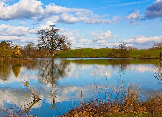 Barns Green by Ian Pearson
