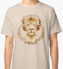 Lion Head (Transparent) Classic T-Shirt