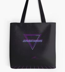 Darkwave Aesthetic Tote Bag