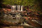 Oneida Falls II by Aaron Campbell