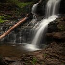 Shawnee Falls by Aaron Campbell