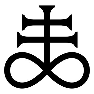 Leviathan Cross, Sign of Leviathan by TOMSREDBUBBLE