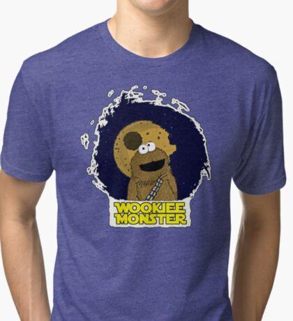 Wookiee Monster... Tri-blend T-Shirt