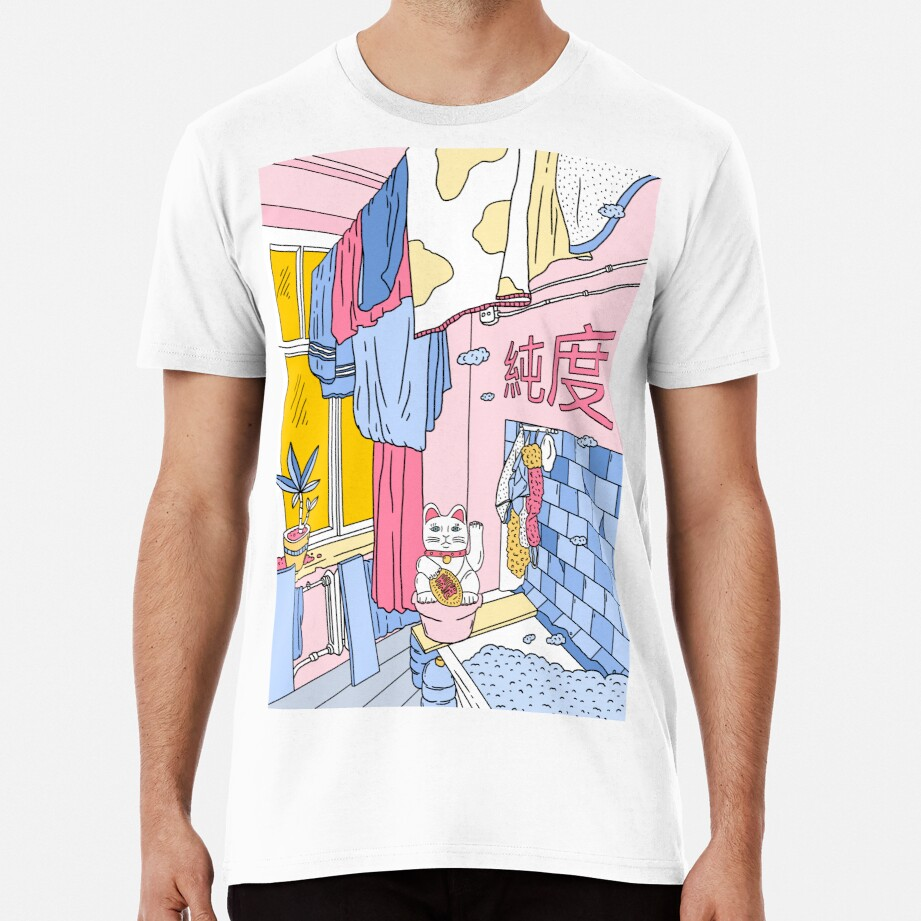 MANEKI PURE Premium T-Shirt