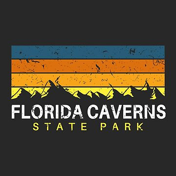 Florida Caverns State Park Souvenirs FL by fuller-factory