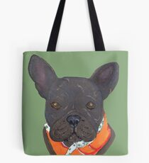 Princess Marmite Original - Little French Bulldog - Frenchie Tote Bag