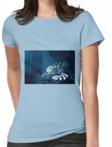 Lionfish Shipwreck Womens Fitted T-Shirt