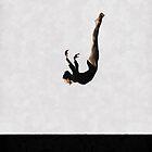 Dancer's dive ... by Underdott