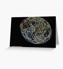 Synaptic Connections Greeting Card