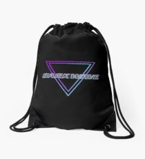 Darkwave Aesthetic Drawstring Bag