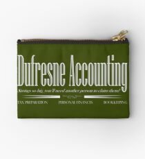 Dufresne Accounting Studio Pouch