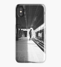 Station iPhone Case/Skin