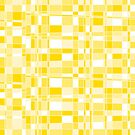 Mod Gingham - Yellow - Repeating Pattern by Autumn Musick