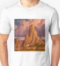 Wood Box Knob Unisex T-Shirt