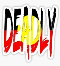 Deadly - Indigenous Australia Sticker