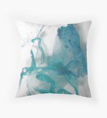 Bluefishflything Throw Pillow