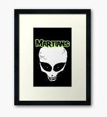 Misfits (Martians) Framed Print