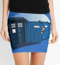Wrong Box Mini Skirt
