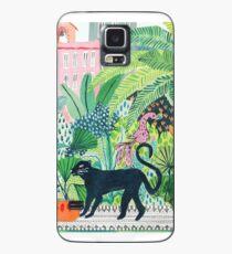 Dschungel Panther Hülle & Klebefolie für Samsung Galaxy