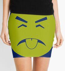 Mr. Yuck Mini Skirt