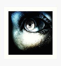 Retina Art Print