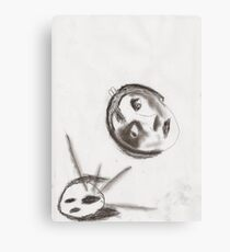 The Scream. Canvas Print