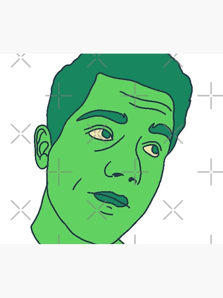 Der grüne Junge von Devyion