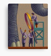 The Elephant in the Room Canvas Print