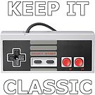 Keep It Classic by xploot