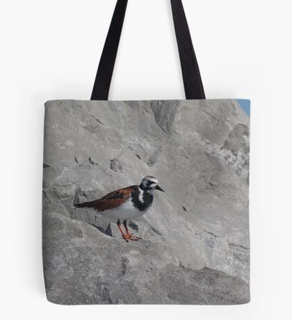 Ruddy Turnstone Tote Bag