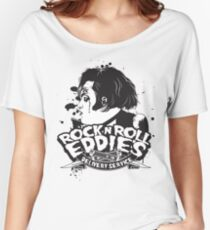 Eddies Delivery service Women's Relaxed Fit T-Shirt