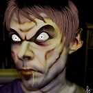 Me zombie!! you food!! by stitchgrin