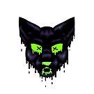 «Gato tóxico - Versión 1» de Kara Hatton