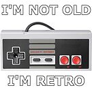 Retro Not Old by xploot