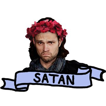 Sadface Satan by changeofheart