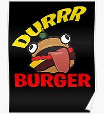 Durr Burger Schlacht Royale T-Shirt, Poster, Hoodie, Fan Art Poster