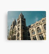 Natural History Museum, London Canvas Print