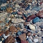 Babbling Brook Stones by Kathilee