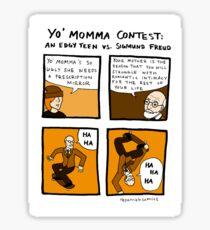 Pegatina Concurso Yo Momma
