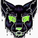 «Gato tóxico - Versión 2» de Kara Hatton