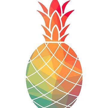 Geometric Pineapple by imoulton